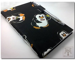 Caderno Brochura Pinguins I