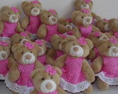 ursinhos para lembrancinha