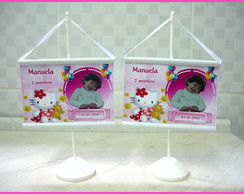 BANNER DE MESA HELLO KITTY !