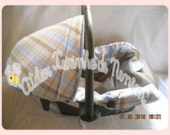 capa e capota para beb� conforto