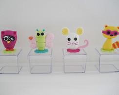 Lembrancinha Lalaloopsy(mascotes)