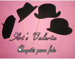 Plaquinhas De Chap�is - Valor Unit�rio