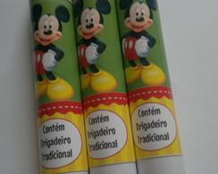 Bisnaga Personalizada - Casa do Mickey
