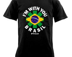 Camiseta Red Hot - Sp 2013 Preto