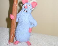 Topo bolo Ratatouille