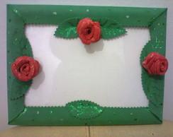 Porta retrato Rosas