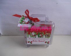Kit Maleta Divers�o Natal