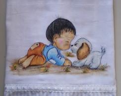Fraldas Pintadas A M�o Para Beb�s