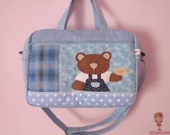 Bolsa de beb� - Urso