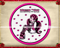 Mouse pad Monster's high