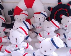 20 Ursos Marinheiros Lembrancinhas