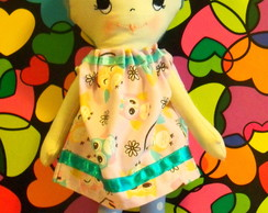 Boneca Vestido Coruja