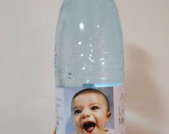 R�tulo garrafa �gua mineral - batizado