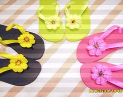 Sand�lias em croch�