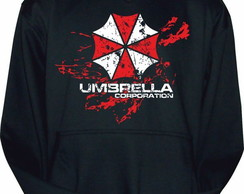 Blusa moletom UMBRELLA CORPORATION