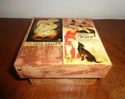 Caixinha Vintage Marron