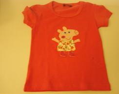 camiseta infantil Pepa Pig
