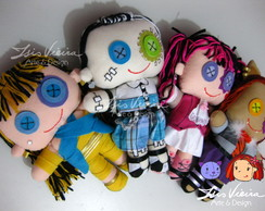 Bonecas Monster High - 30cm De Altura
