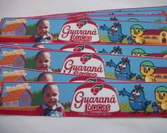 R�tulos para guarana galinha pintadinha