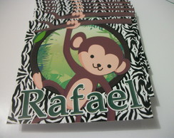 Adesivos Para Caixa De Mdf safari