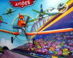 Painel Avi�es Disney