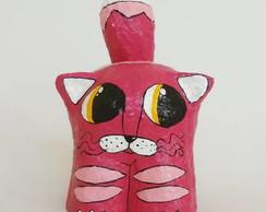 Gato Bola pink