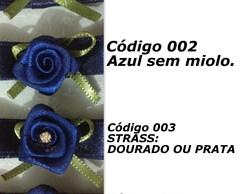 AMOSTRAS: op��es de miolo p/ mini flor