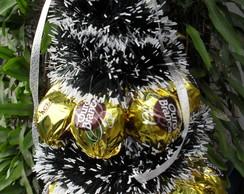 �rvore de natal (bombons!)