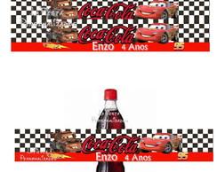 R�tulo Coca Cola Carros