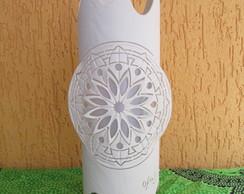 Lumin�ria em PVC - S�mbolo Mandala