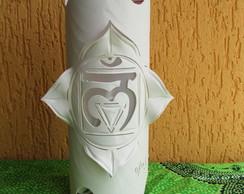 Lumin�ria Em Pvc - Chakra Muladhara