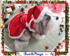 Vestidinho Noel_PROMO��O! PRONTA ENTREGA