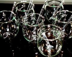 Potinho de vidro tulipa pp - petit verre