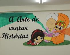 PAINEL A ARTE DE CONTAR HIST�RIAS