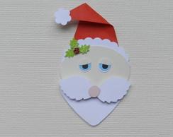 Aplique Papai Noel