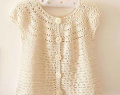 Blusa Croch�