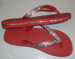 Havaianas Top customizado