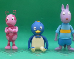 BACKYARDIGANS - TOPOS DECORATIVOS