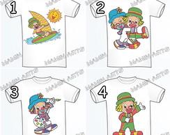 Camiseta Infantil Patati Patat�