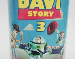 R�tulo Para Lata De Leite 400g Toy Story