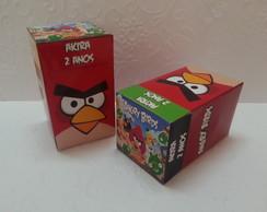 Caixinha com Tampa - Angry Birds