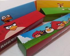 Caixa Bisnaga de brigadeiro: Angry Birds