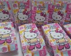 Saquinho Para Pipoca - Hello Kitty
