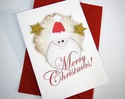 Cart�o Natal Papai Noel