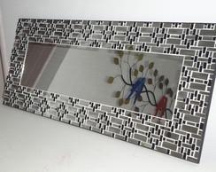Painel Espelho Ind�gena Besouro