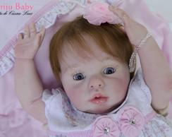 Boneca Reborn Perola