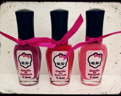 R�tulo Esmalte - Monster High