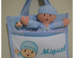 Caderno Do Beb� - Pocoyo