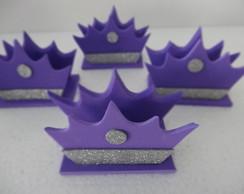 Porta Guardanapo Coroa com 10 pecas