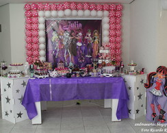 Festa Infantil - Monster High